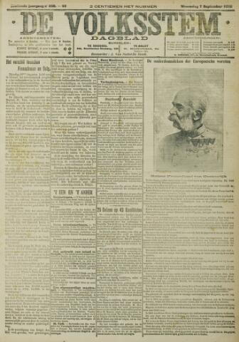 De Volksstem 1910-09-07