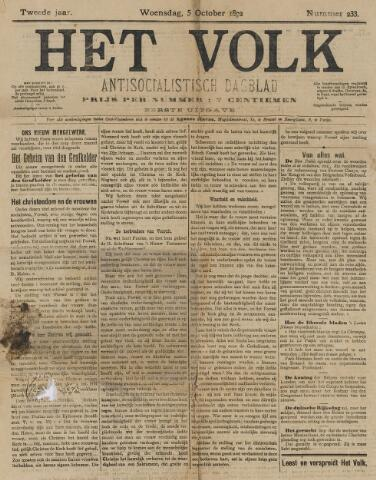 Volk 1892