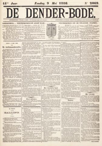 De Denderbode 1886-05-09
