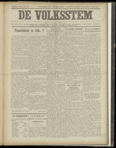 De Volksstem 1941-04-12