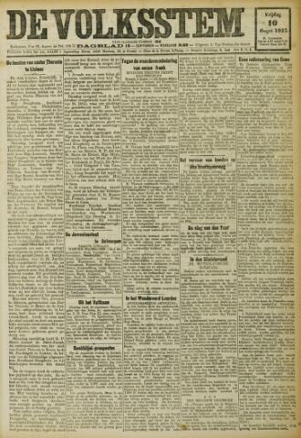 De Volksstem 1923-08-10