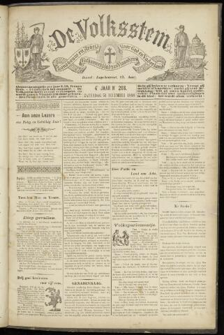 De Volksstem 1898-12-31