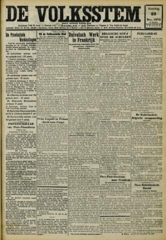 De Volksstem 1932-12-10