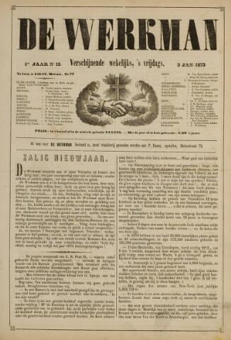 De Werkman 1873