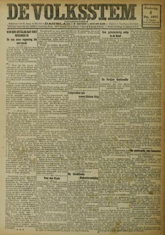 De Volksstem 1923-01-04