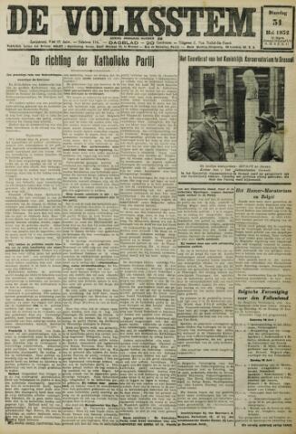 De Volksstem 1932-05-31