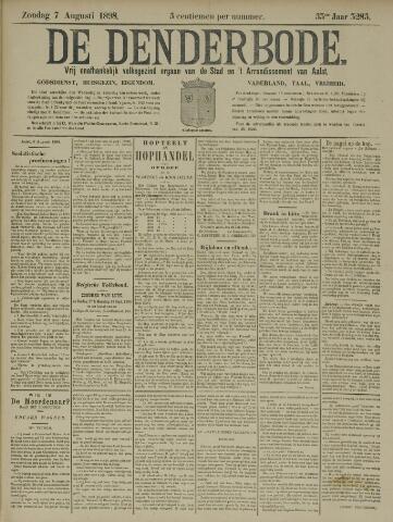 De Denderbode 1898-08-07
