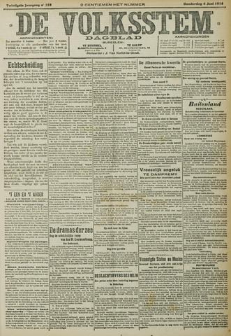 De Volksstem 1914-06-04