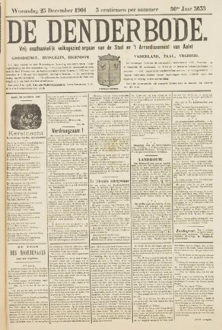 De Denderbode 1901-12-25