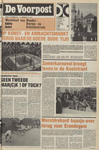 De Voorpost 1978-09-15