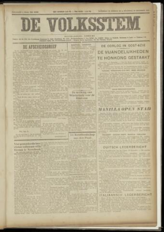 De Volksstem 1941-12-27