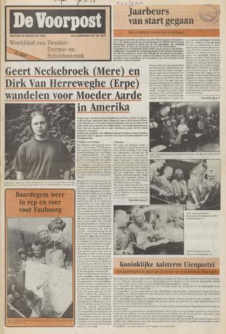 De Voorpost 1992-08-28