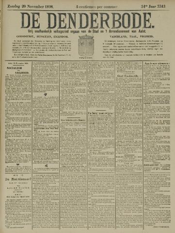 De Denderbode 1898-11-20