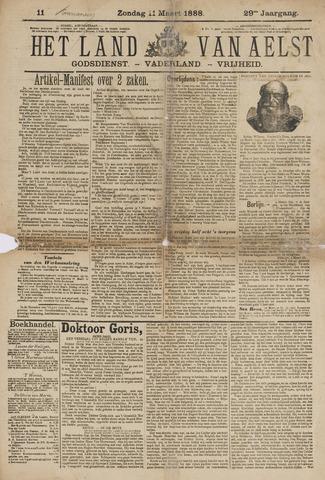 Het Land van Aelst 1888-03-11