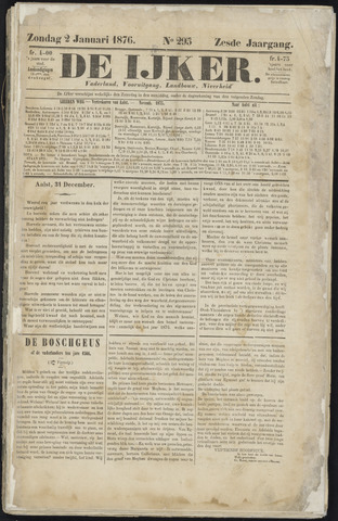 Den Yker 1876