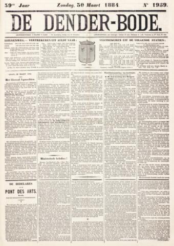 De Denderbode 1884-03-30