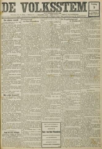 De Volksstem 1930-10-03