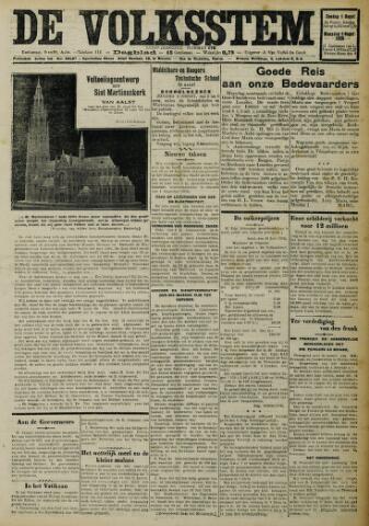 De Volksstem 1926-08-01