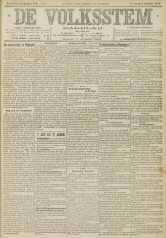 De Volksstem 1910-10-08