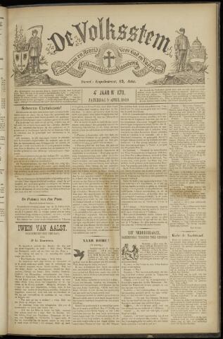 De Volksstem 1898-04-09