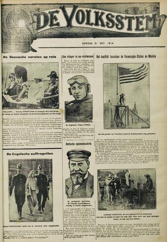 De Volksstem 1914-05-31