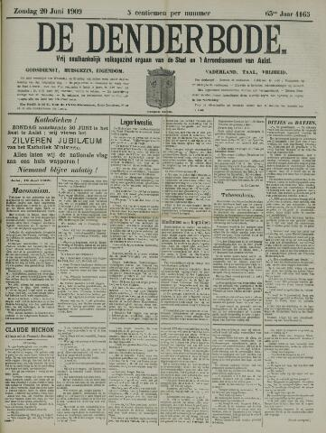 De Denderbode 1909-06-24