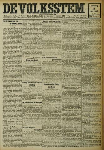 De Volksstem 1923-05-05