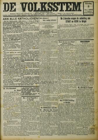 De Volksstem 1932-11-05