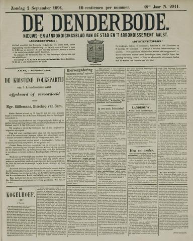 De Denderbode 1894-09-02