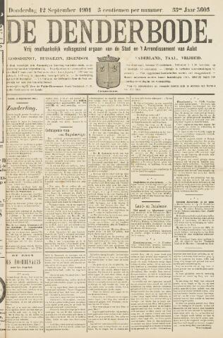 De Denderbode 1901-09-12