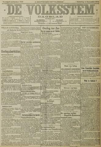 De Volksstem 1914-11-14