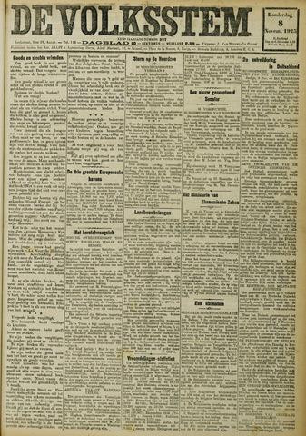 De Volksstem 1923-11-08