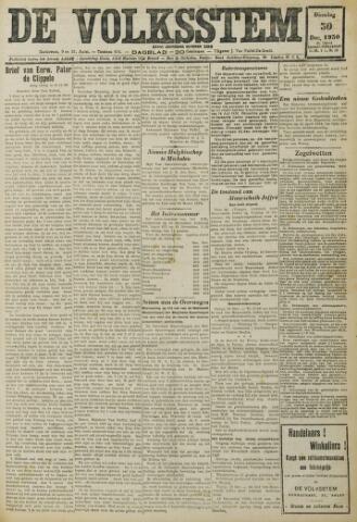 De Volksstem 1930-12-30