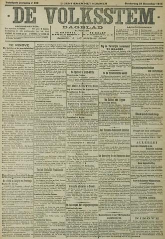 De Volksstem 1914-12-24
