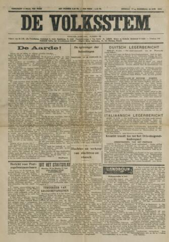 De Volksstem 1941-06-17