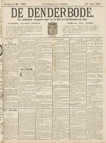 De Denderbode 1901-05-05