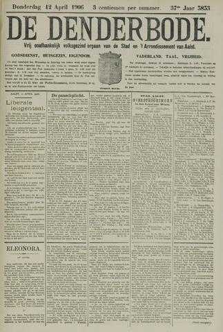 De Denderbode 1906-04-12