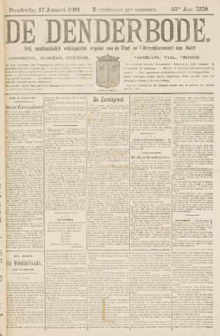 De Denderbode 1901-01-17