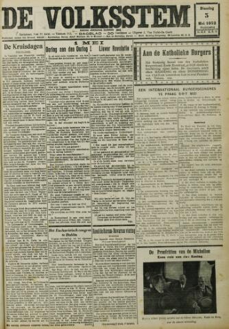 De Volksstem 1932-05-03