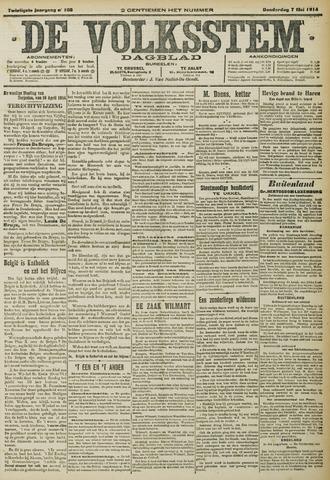 De Volksstem 1914-05-07