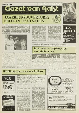 Nieuwe Gazet van Aalst 1984-08-31