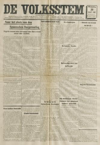 De Volksstem 1938-03-30