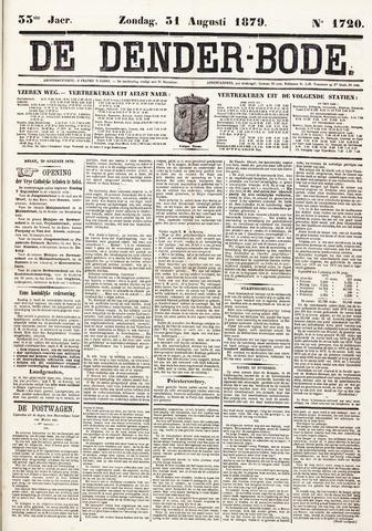 De Denderbode 1879-08-31