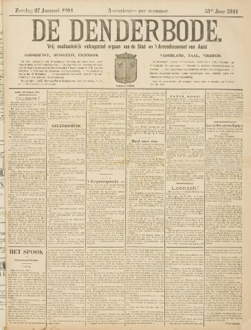De Denderbode 1901-01-27