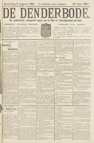 De Denderbode 1901-08-08