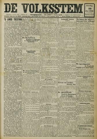 De Volksstem 1926-06-19