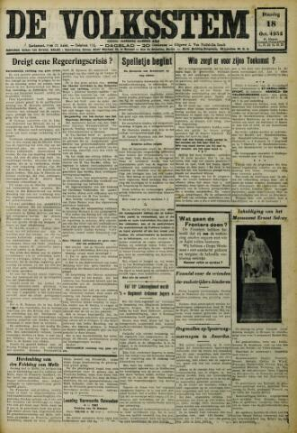 De Volksstem 1932-10-18