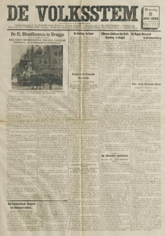 De Volksstem 1938-05-11