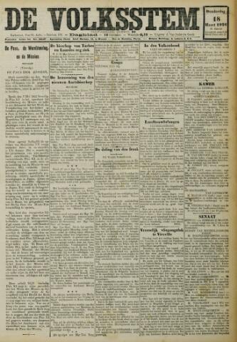 De Volksstem 1926-03-18