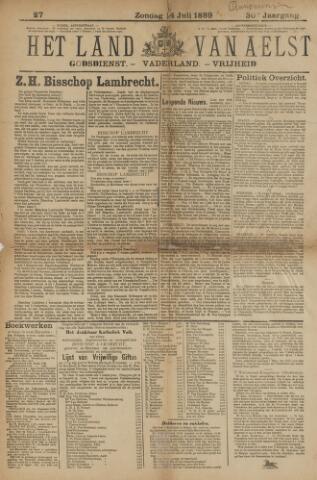 Het Land van Aelst 1889-07-14